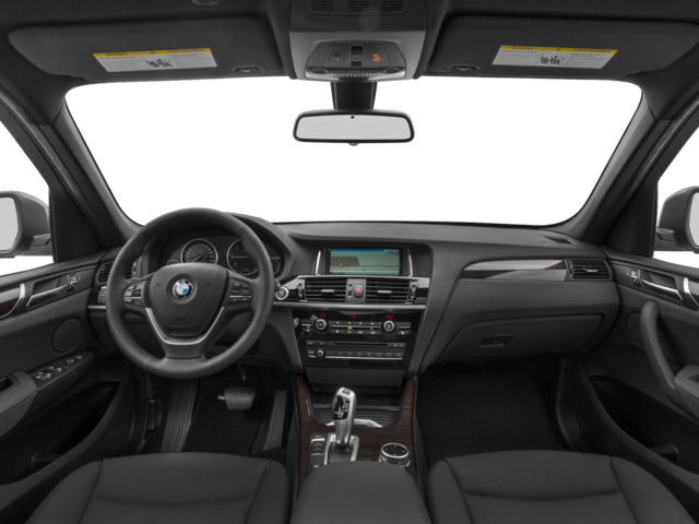 2017 BMW X3 Sport Utility