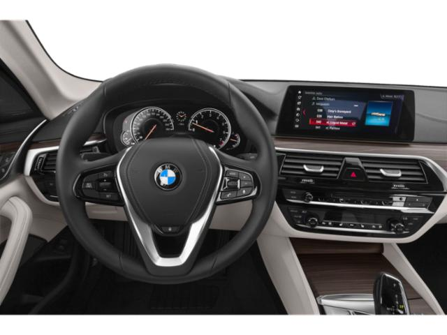 2019 BMW 5 Series 4dr Car