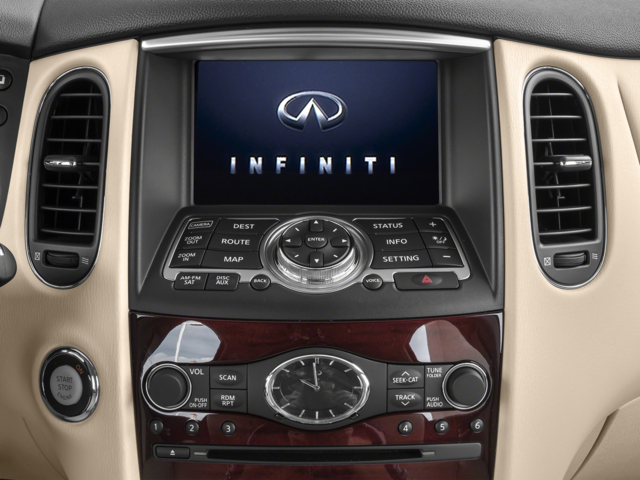 2017 INFINITI QX50 Sport Utility