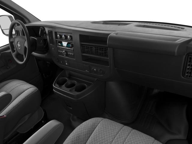 2016 GMC Savana 2500 Full-size Cargo Van