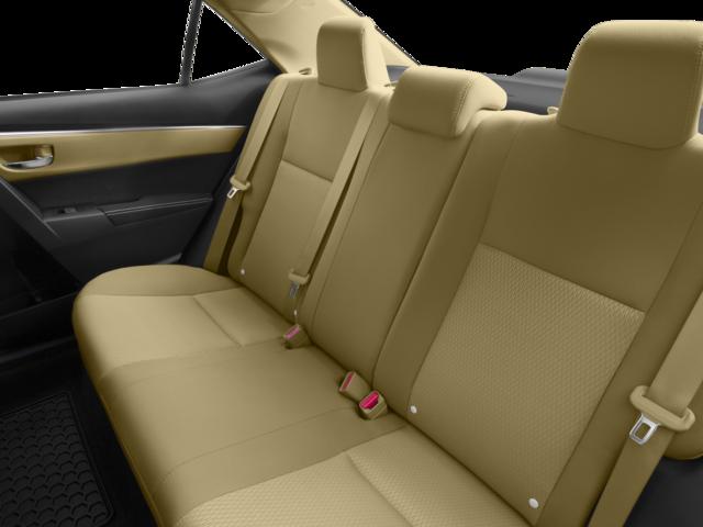 2016 Toyota Corolla 4dr Car