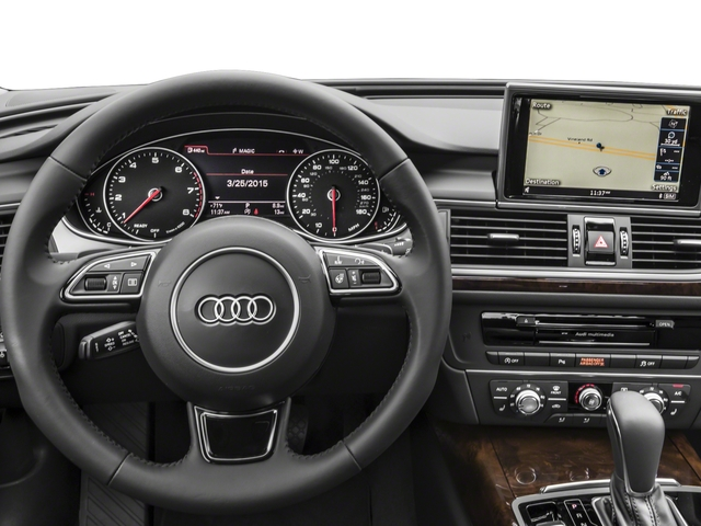 2018 Audi A6 4dr Car