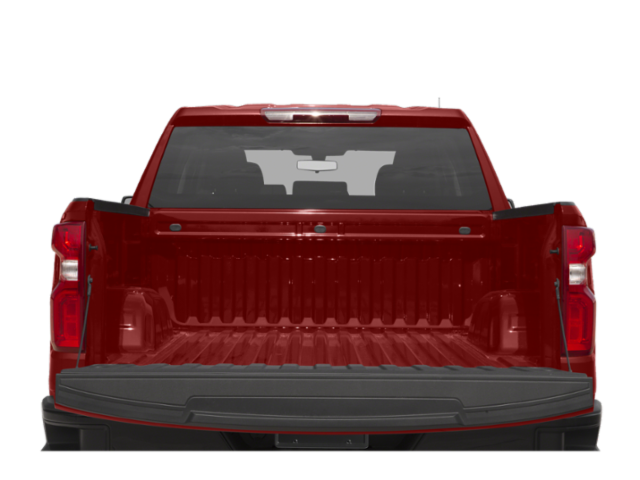 2020 Chevrolet Silverado 1500 Short Bed