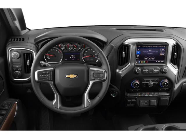 2020 Chevrolet Silverado 1500 Short Bed