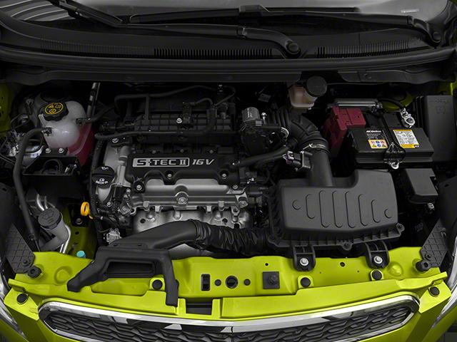 2014 Chevrolet Spark Hatchback
