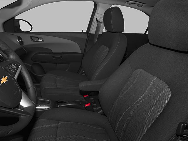 2014 Chevrolet Sonic 4dr Car
