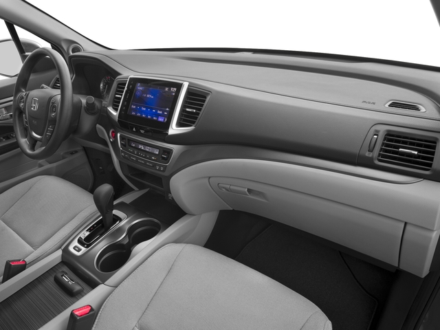 2017 Honda Pilot 4D Sport Utility