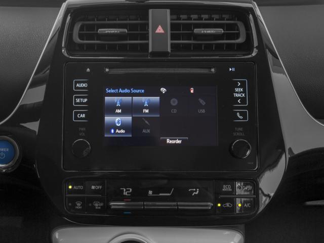 2018 Toyota Prius Hatchback