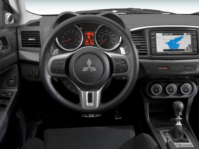2009 Mitsubishi LANCER 4dr Car