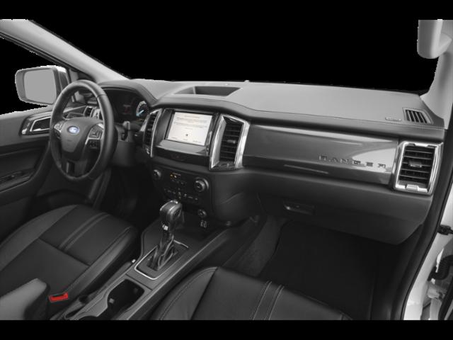 2019 Ford Ranger Short Bed