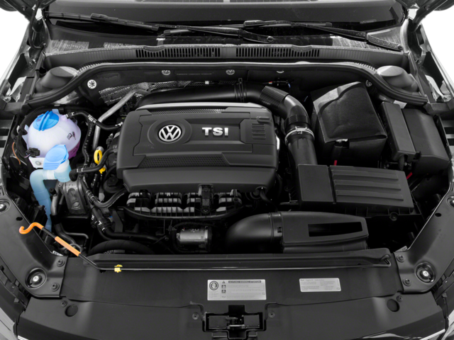 2017 Volkswagen Jetta 4D Sedan