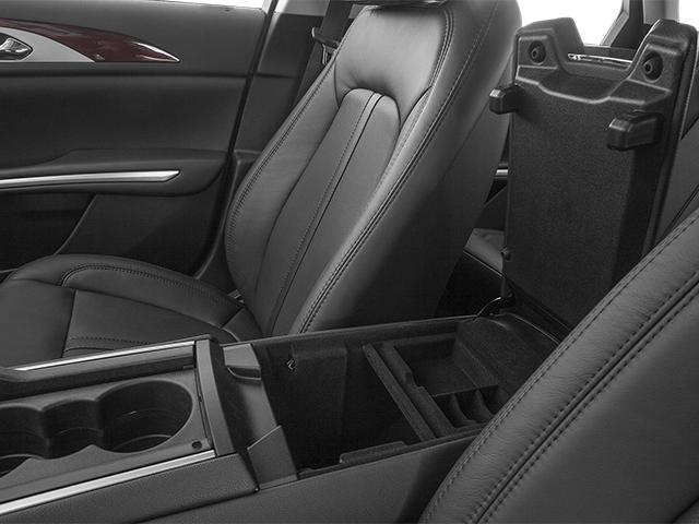 2013 Lincoln MKZ 4dr Car