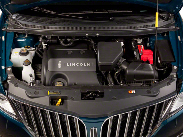 2013 Lincoln MKX Sport Utility