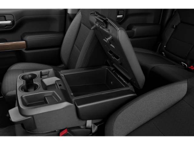 2021 Chevrolet Silverado 1500 Short Bed