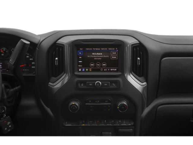 2021 Chevrolet Silverado 1500 Standard Bed