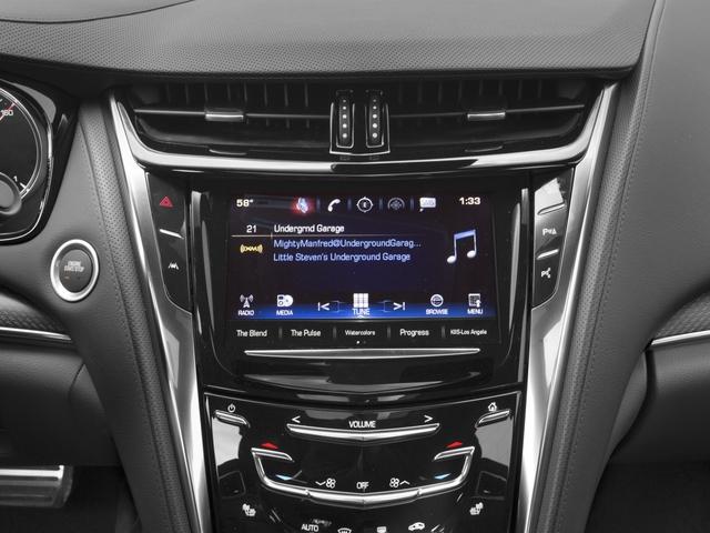 2018 Cadillac CTS-V 4dr Car