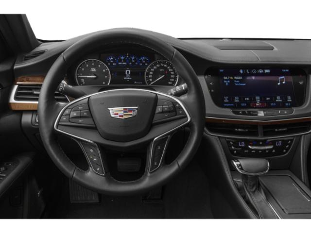 2018 Cadillac CT6 4dr Car