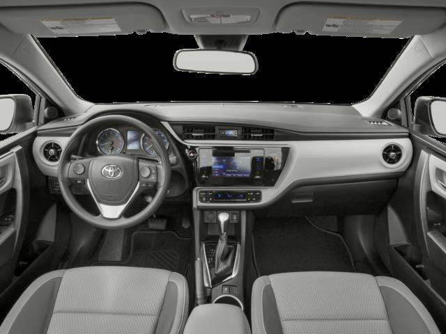 2017 Toyota Corolla 4dr Car