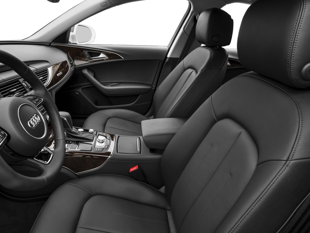 2017 Audi A6 4D Sedan