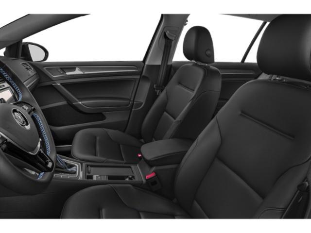 2019 Volkswagen e-Golf 4D Hatchback