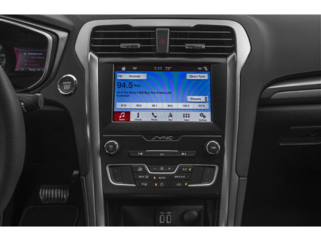2019 Ford Fusion Hybrid 4dr Car