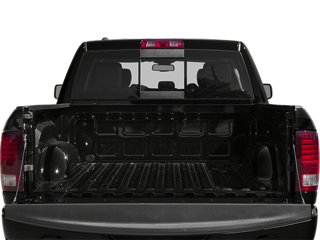 2014 Ram 1500 Short Bed