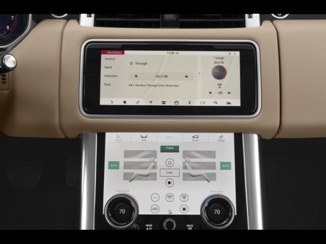 2018 Land Rover Range Rover Sport 4D Sport Utility