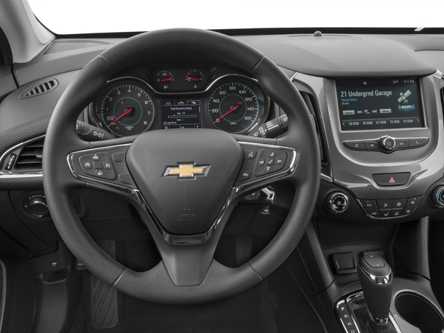 2017 Chevrolet Cruze 4dr Car