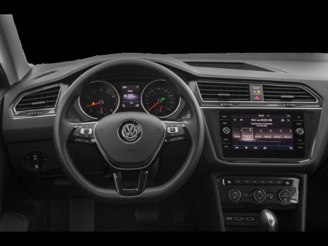 2020 Volkswagen Tiguan 4D Sport Utility