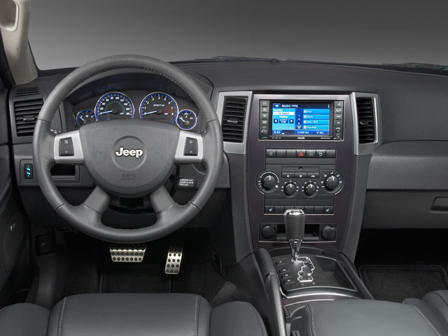 2009 Jeep Grand Cherokee Sport Utility