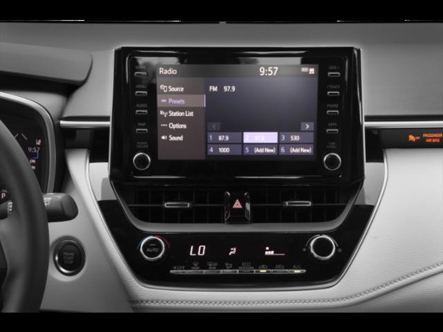 2021 Toyota Corolla Hatchback Hatchback