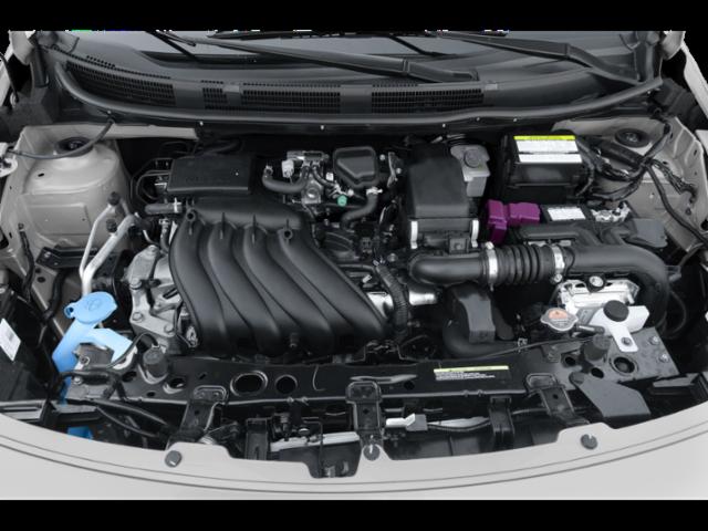 2019 Nissan Versa 4D Sedan