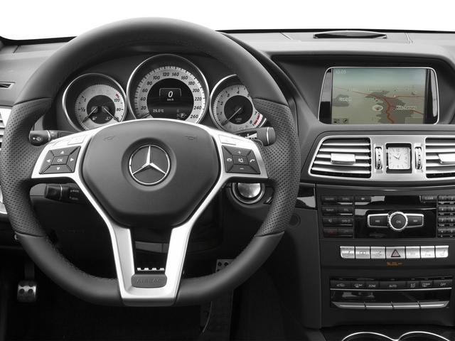 2015 Mercedes-Benz E-Class 2dr Car