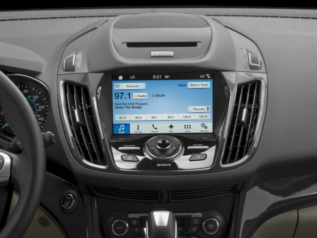 2016 Ford Escape Sport Utility