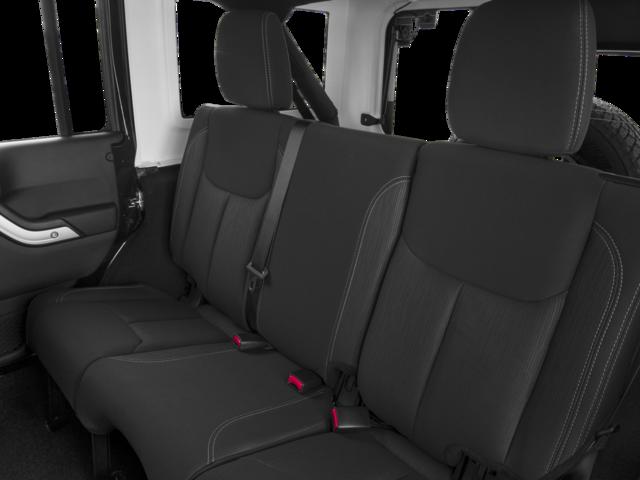 2017 Jeep Wrangler Unlimited Sport Utility