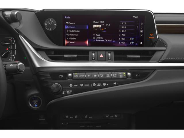 2019 Lexus ES 4D Sedan