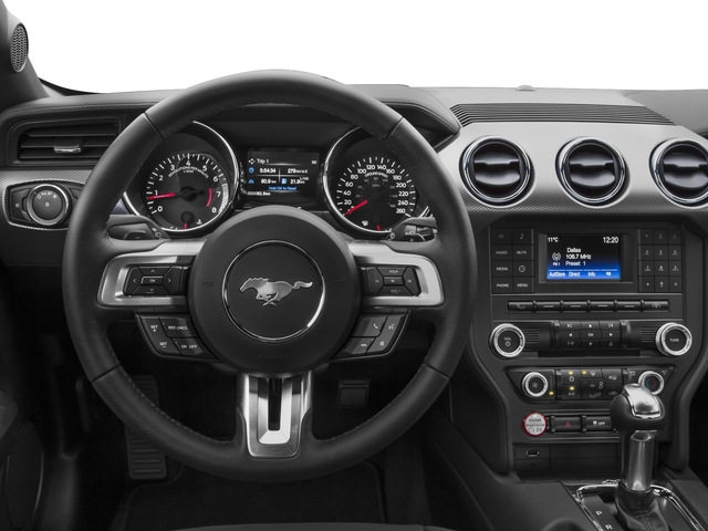 2015 Ford Mustang 2dr Car