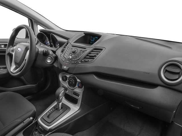 2015 Ford Fiesta 4dr Car