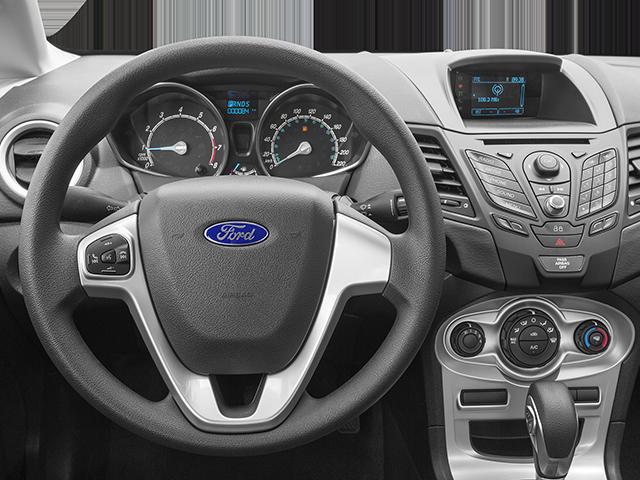 2014 Ford Fiesta 4D Sedan