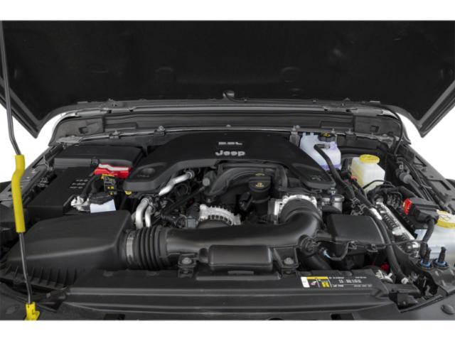 2021 Jeep Wrangler Sport Utility