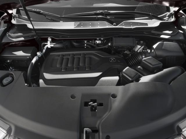 2018 Acura MDX 4D Sport Utility