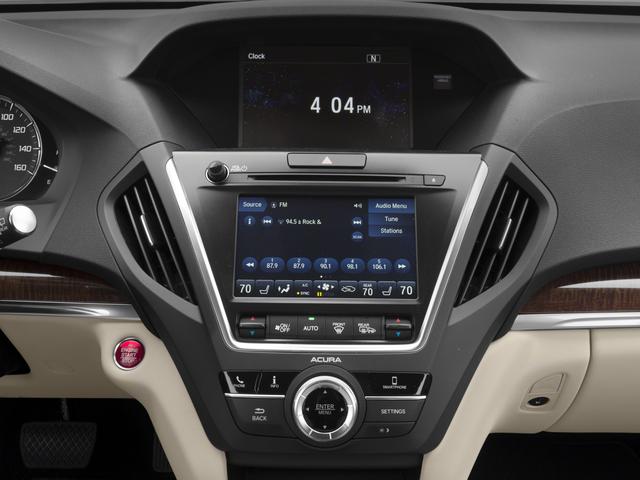 2018 Acura MDX Sport Utility