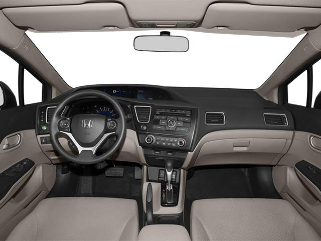 2013 Honda Civic 4dr Car