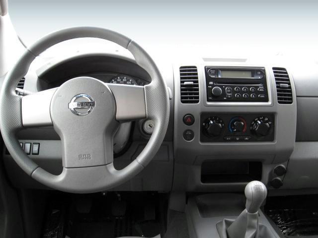 2008 Nissan Frontier Short Bed