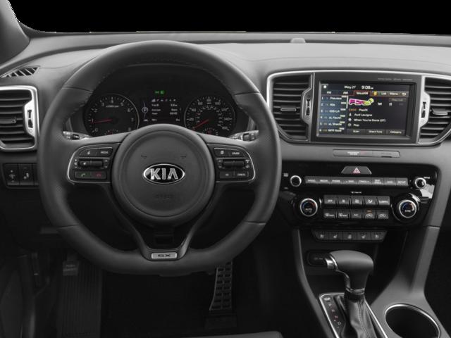 2017 Kia Sportage Sport Utility