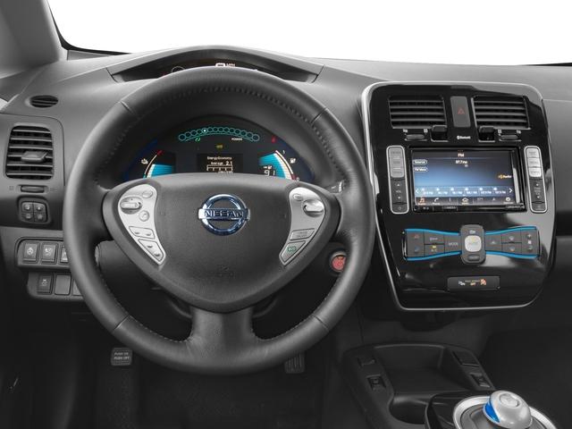 2016 Nissan Leaf Hatchback