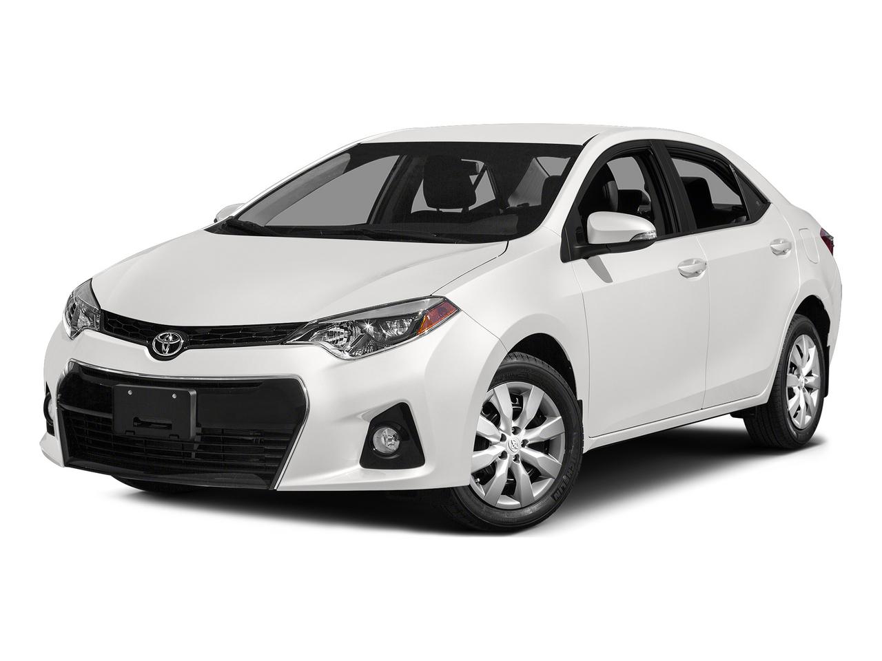 2015 Toyota Corolla S PLUS Sedan Merriam KS