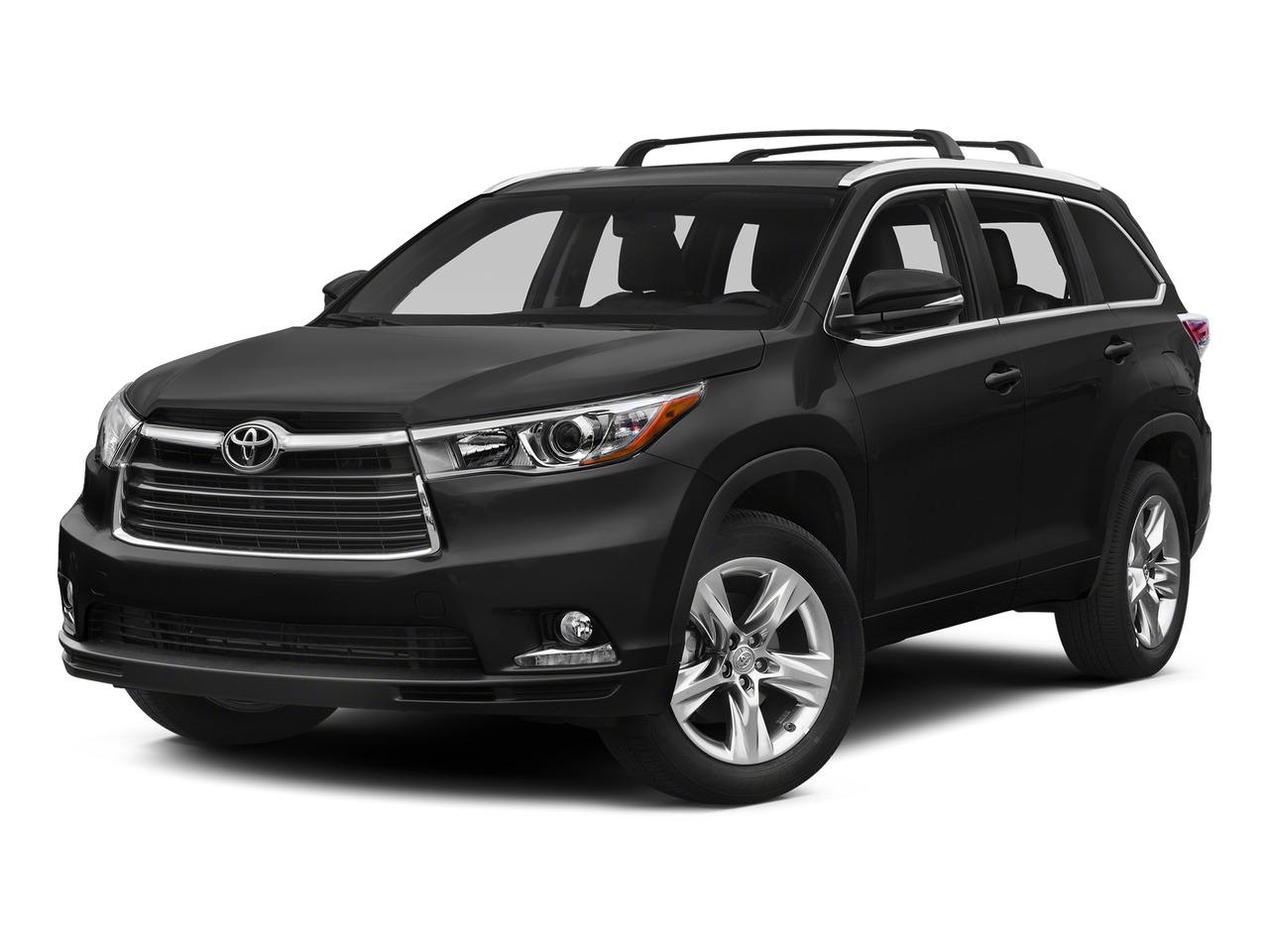 2015 Toyota Highlander LE PLUS SUV Merriam KS
