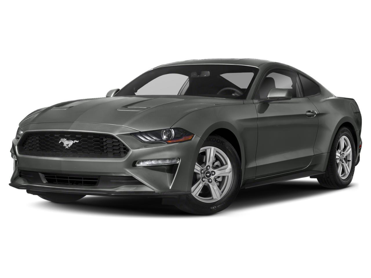 2018 Ford Mustang  2dr Car Slide