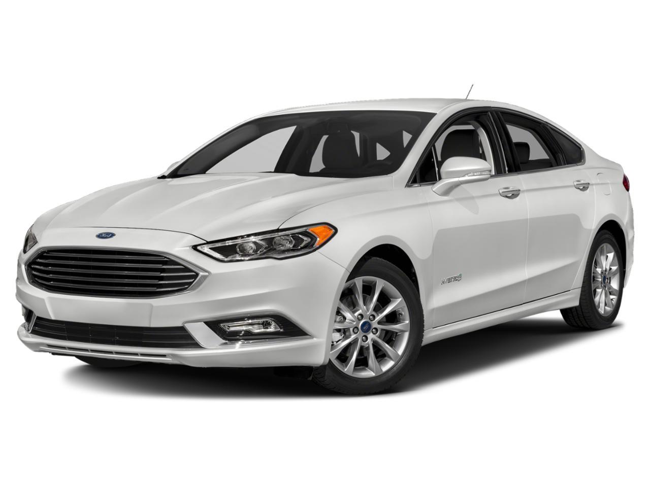 2018 Ford Fusion Hybrid SE 4dr Car Slide 0